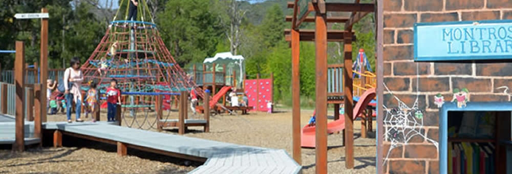 Picnics & Playgrounds in the Dandenong Ranges