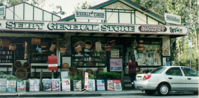 General Store, Selby, Dandenong Ranges